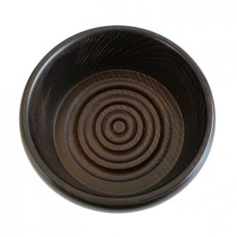 The Goodfellas' Smile Emlok Wood Shaving Bowl