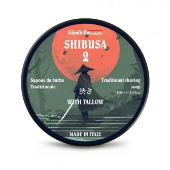 TGS Shibusa 2 Traditional Shaving Soap