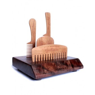 Big Red Beard Combs Timber Kit
