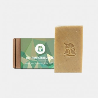 Fit for Vikings Beard & Body Beer Soap Hallormsstaðaskógur