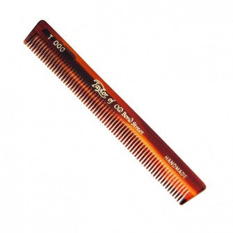 Taylor Of Old Bond Street Fine Teeth Small Moustache Comb
