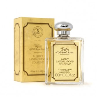 Taylor of Old Bond Street Sandalwood Cologne 100 ml