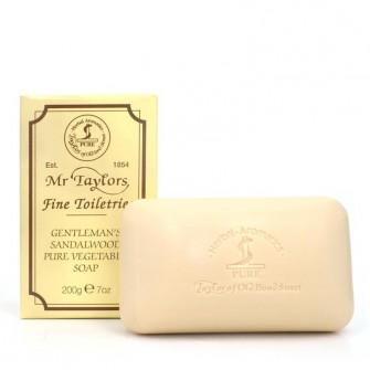 Taylor of Old Bond Street Sandalwood Bath Soap 200 g