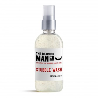 The Bearded Man Company Face & Stubble Wash
