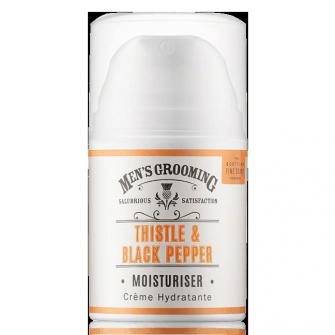 The Scottish Fine Soaps Thistle & Black Pepper Moisturizer 50 ml