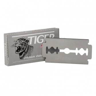 Tiger Platinum Double Edge Razor Blades
