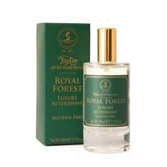 Taylor Of Old Bond Street Royal Forest Luxury After Shave 50 ml