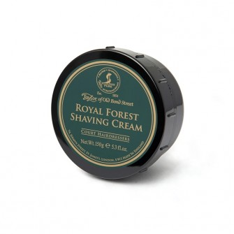 Taylor Of Old Bond Street Royal Forest Luxury Shaving Cream