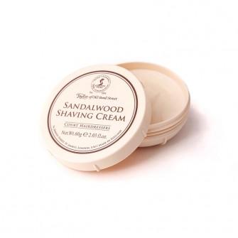 Taylor Of Old Bond Street Sandalwood Shaving Cream Travel Size