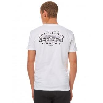 Uppercut T-Shirt Union White