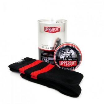 Uppercut Socks & Deluxe Pomade