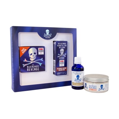 The Bluebeards Revenge Designer Stubble Kit