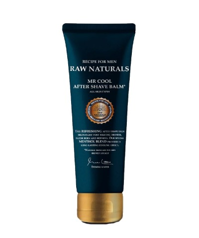 Raw Naturals Mr Cool After Shave Balm