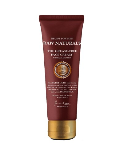 Raw Naturals The Grease-Free Face Cream