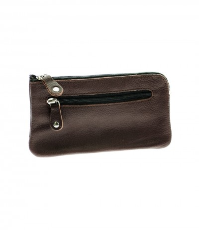 Dr Dittmar Leather Case Brown