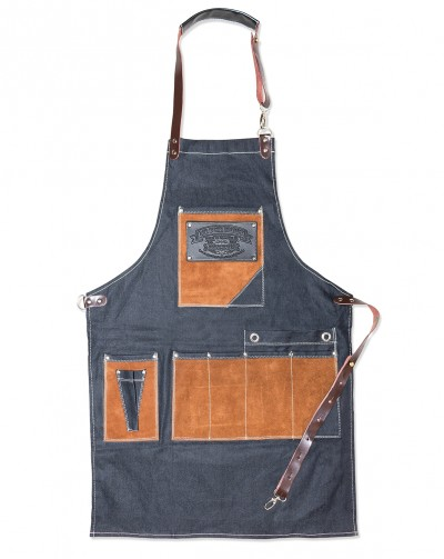 Mr Bear Family Barber Apron