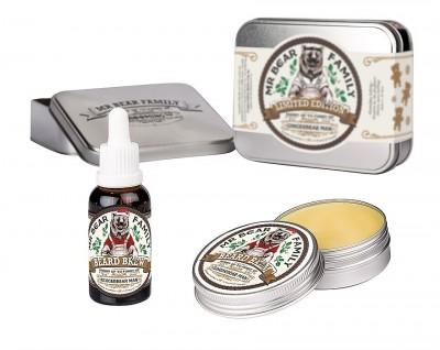Mr Bear Family Limited Edition Kit Gingerbear Man