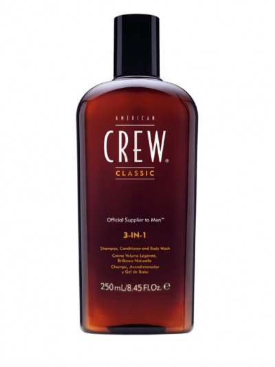 American Crew 3-in-1 Body Wash 250 ml