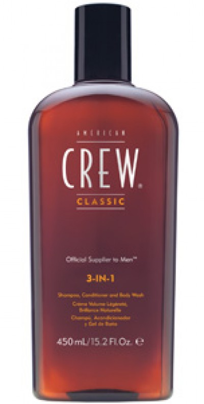American Crew Classic 3-in-1