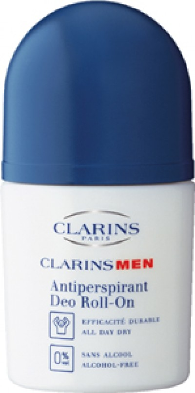 Clarins Men Antiperspirant Deo Roll On