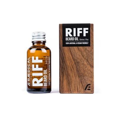 Raedical Beard Oil Riff