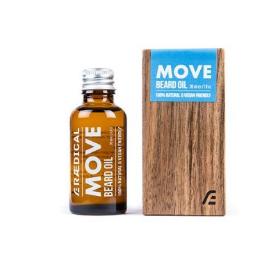 Raedical Beard Oil Move