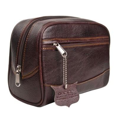 Parker Leather Dopp Kit Big