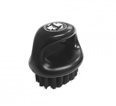Irving Barber Knuckle Brush Synthetic