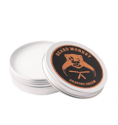Beard Monkey Shaving Cream