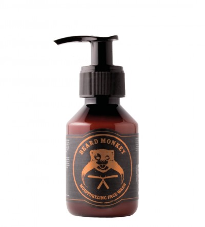 Beard Monkey Moisturizing Face Wash