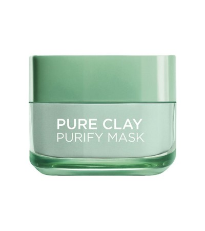 L'Oréal Skin Expert Pure Clay Purify Mask Eucalyptus