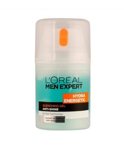 L'Oréal Men Expert Hydra Energetic Quenching Gel Anti-Shine