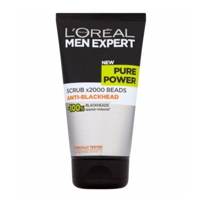L'Oréal Men Expert Pure Power Anti-blackhead Scrub