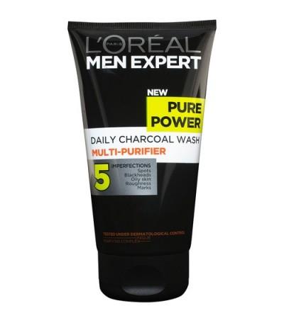 L'Oréal Men Expert Pure Power Daily Charcoal Wash