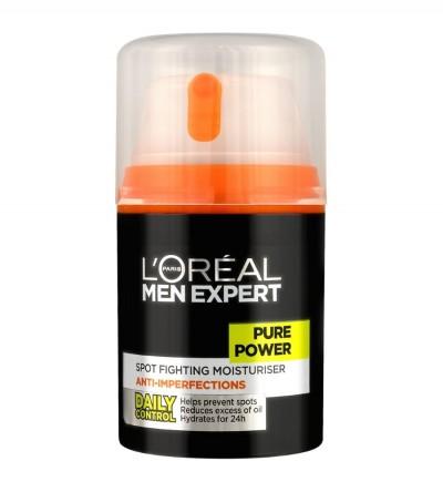 L'Oréal Men Expert Pure Power Spot Fighting Moisturiser