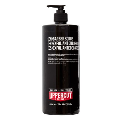 Uppercut Deluxe Barber Scrub Barbers Collection