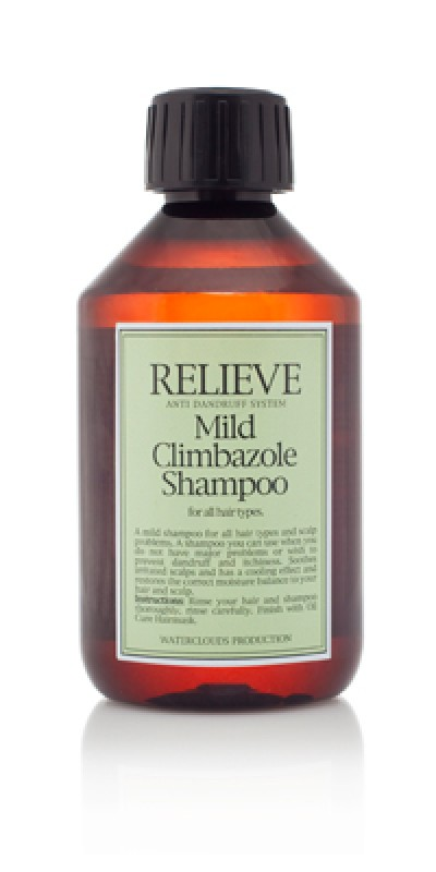 Waterclouds Relieve Mild Climbazole Shampoo