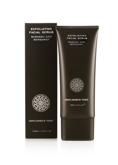 Gentlemen's Tonic Exfoliating Facial Scrub