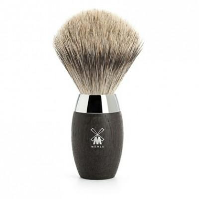 Mühle Kosmo Shaving Brush Fine Badger Oak
