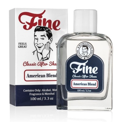 Mr Fine's American Blend After Shave Splash