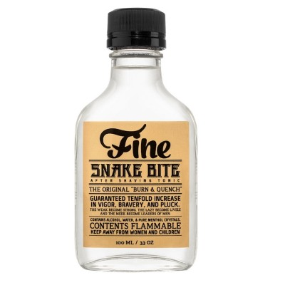 Mr Fine's Snake Bite After Shaving Tonic