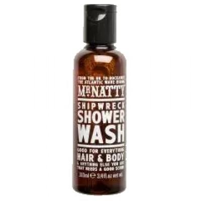 Mr Natty Shipwreck Shower Wash 100 ml