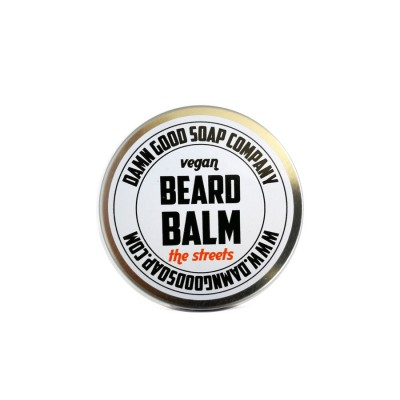 Damn Good Soap Company Vegan Beard Balm, The Street