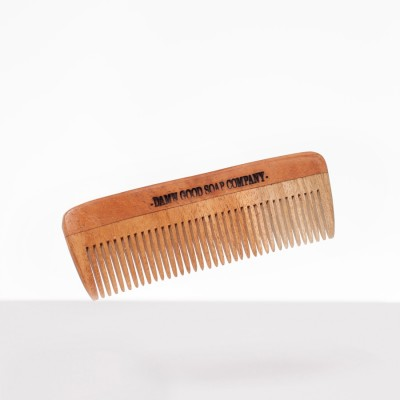Damn Good Soap Company Wooden Comb Pocket Size