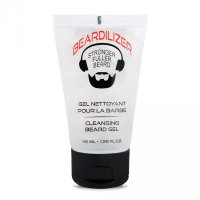 Beardilizer Cleansing Beard Gel