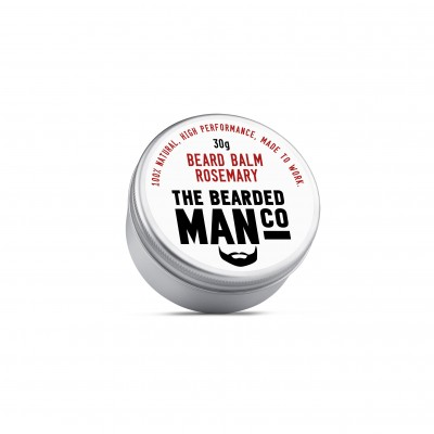 The Bearded Man Company Beard Balm Rosemary 30 g