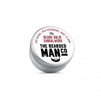 The Bearded Man Company Beard Balm Sandalwood 30 g