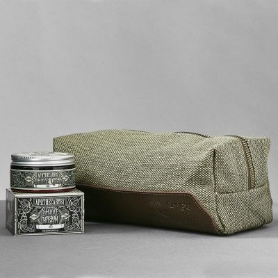 Apothecary 87 Wash Bag Shave Kit