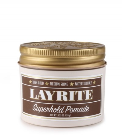 Layrite Superhold Pomade Barber Size