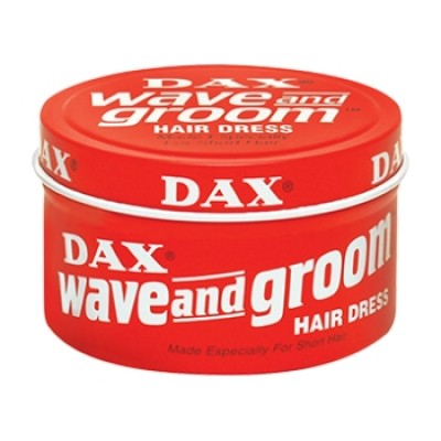 Dax Wax Red Wawe & Groom
